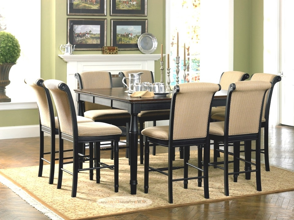 Advantages Of Buying Round Dining Table Set For 8 – Home Decor Ideas Throughout Recent 8 Seater Round Dining Table And Chairs (View 7 of 20)