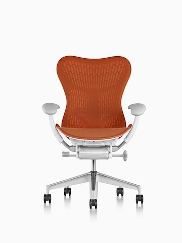 Aeron – Office Chairs – Herman Miller In Preferred Cole Ii Orange Side Chairs (View 4 of 20)
