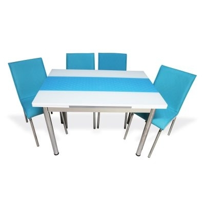 Afiah – Extendable Dining Table Set (Gallery 5 of 20)