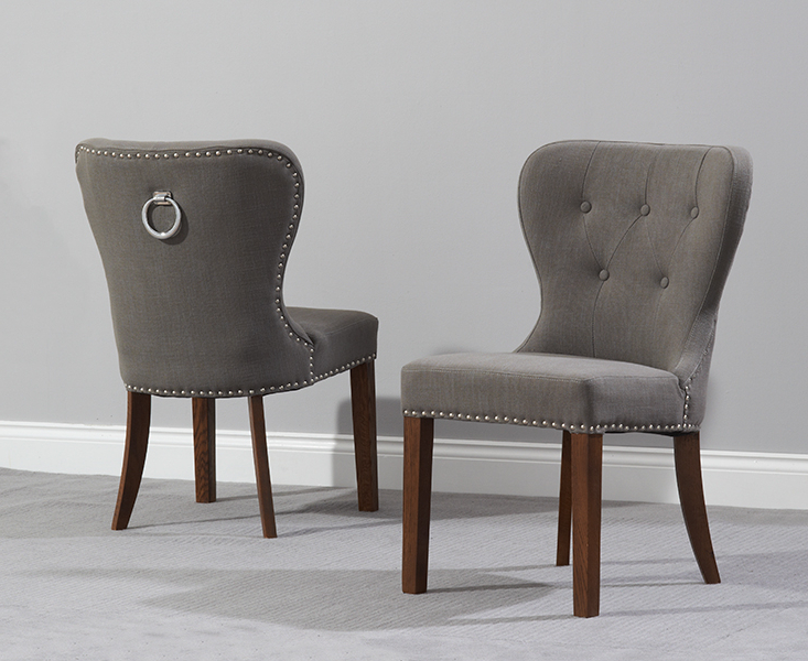 [%Albury Dark Wood Grey Dining Chair (Pairs) [200002] – £449.00 : Nu Regarding Fashionable Oak Fabric Dining Chairs|Oak Fabric Dining Chairs For Trendy Albury Dark Wood Grey Dining Chair (Pairs) [200002] – £449.00 : Nu|Fashionable Oak Fabric Dining Chairs With Albury Dark Wood Grey Dining Chair (Pairs) [200002] – £449.00 : Nu|Best And Newest Albury Dark Wood Grey Dining Chair (Pairs) [200002] – £ (View 1 of 20)