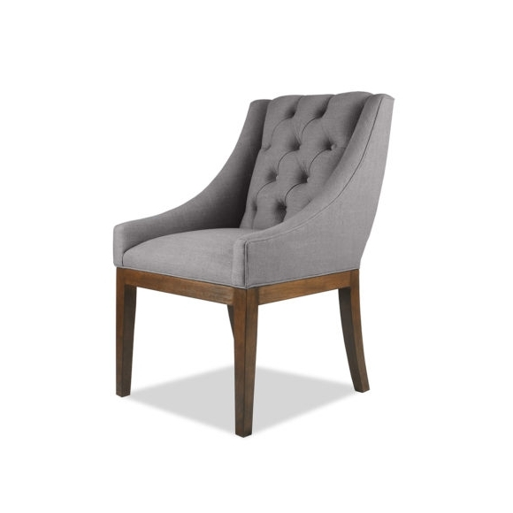 Alexa Black Side Chairs With Most Current Dining Chairs Archives – South Cone Home Furniture (View 8 of 20)
