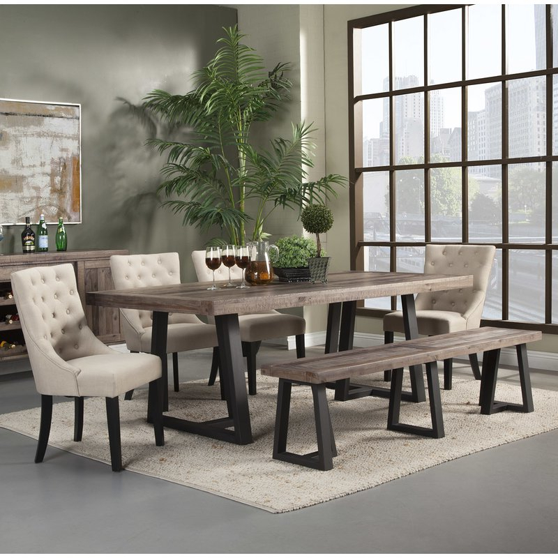 Allmodern With Regard To Well Known Logan 6 Piece Dining Sets (View 3 of 20)