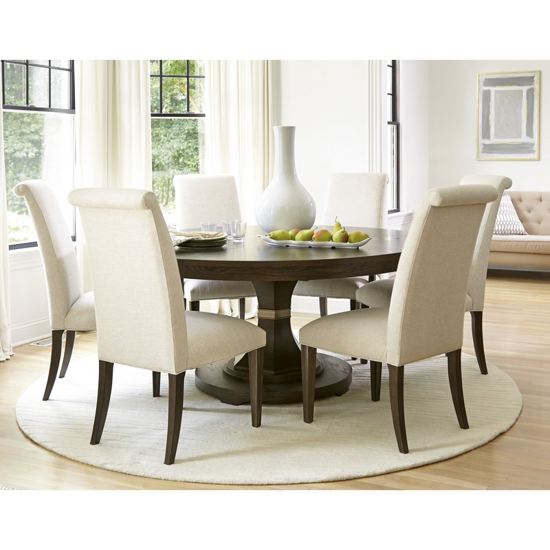 Amazing Various Dinette Table And Chairs Round Pedestal Dining Sets In Most Popular Pedestal Dining Tables And Chairs (View 5 of 20)