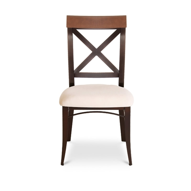 Amisco Dining Seating Kyle 35214 Side Chair (Chairs) From Daley's With Well Known Kyle Side Chairs (View 1 of 20)
