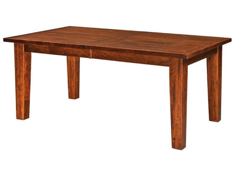 Amish Benson Dining Table (View 2 of 20)