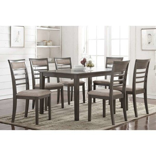 Amos 7 Piece Extension Dining Sets In Favorite Lowell Extension Table (Gallery 17 of 20)