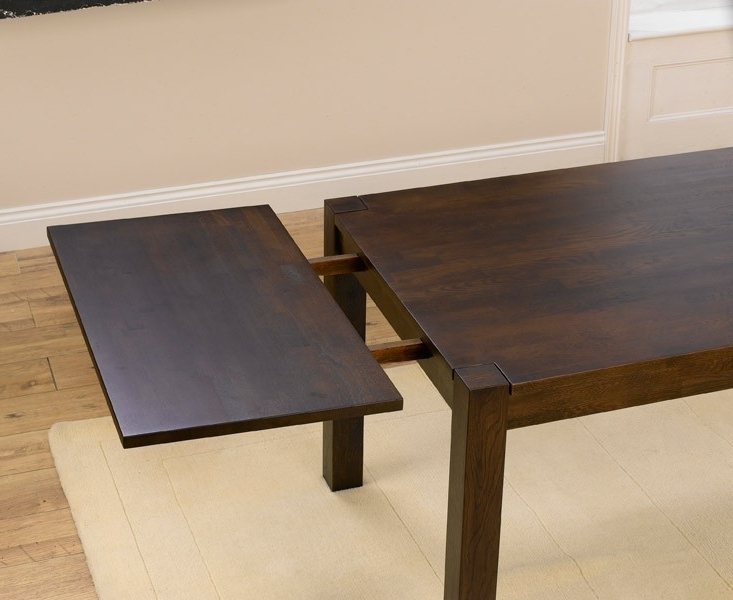 Amos Extension Dining Tables In Newest Dining Tables Extensions – Soulpower (Gallery 10 of 20)