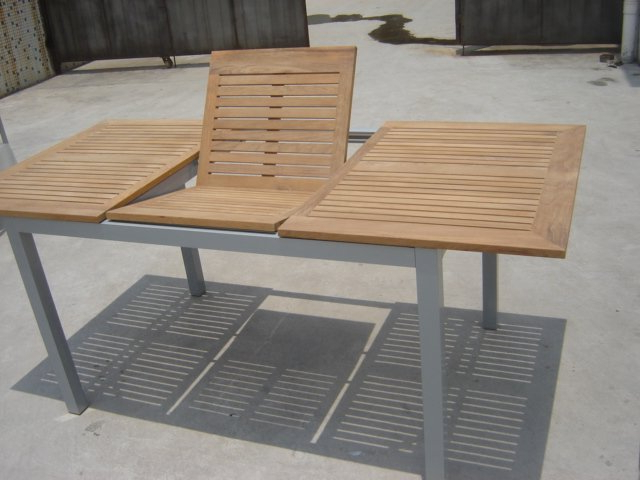Archive With Tag: Extendable Outdoor Dining Table Within Well Known Outdoor Extendable Dining Tables (View 3 of 20)