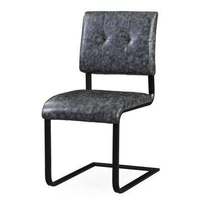 Arm Chair – Gray – Tov Furniture – Dining Chairs – Kitchen & Dining Within 2017 Cora Ii Arm Chairs (Gallery 8 of 20)
