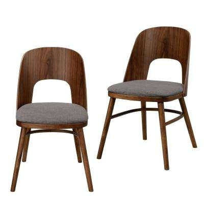 Armless Oatmeal Dining Chairs Regarding Famous Handy Living – Kitchen & Dining Room Furniture – Furniture – The (View 8 of 20)