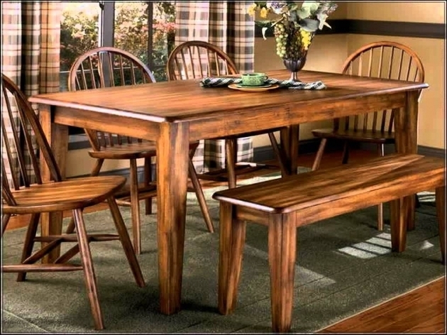 Ashley Furniture Kitchen Table And Chairs Hyland 5 Piece, Ashley In Popular Hyland 5 Piece Counter Sets With Stools (View 3 of 20)