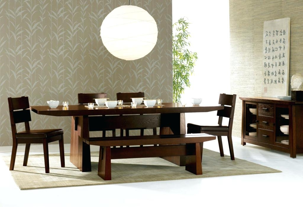 Asian Dining Room Furniture – Cheekybeaglestudios With Well Known Asian Dining Tables (View 7 of 20)