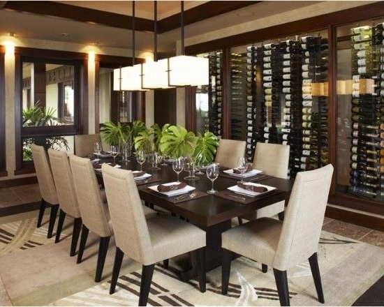 Asian Dining Tables With Most Recently Released Asian Dining Room Modern Interior Door Design, Pictures, Remodel (View 3 of 20)