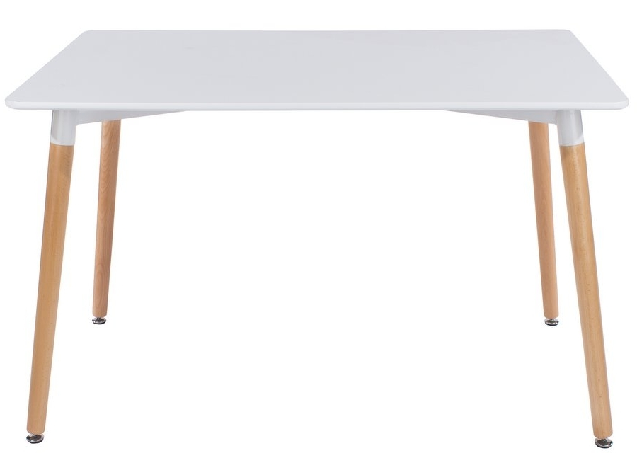 Aspen Dining Tables Pertaining To Preferred Abdabs Furniture – Aspen Rectangular White Dining Table (View 6 of 20)
