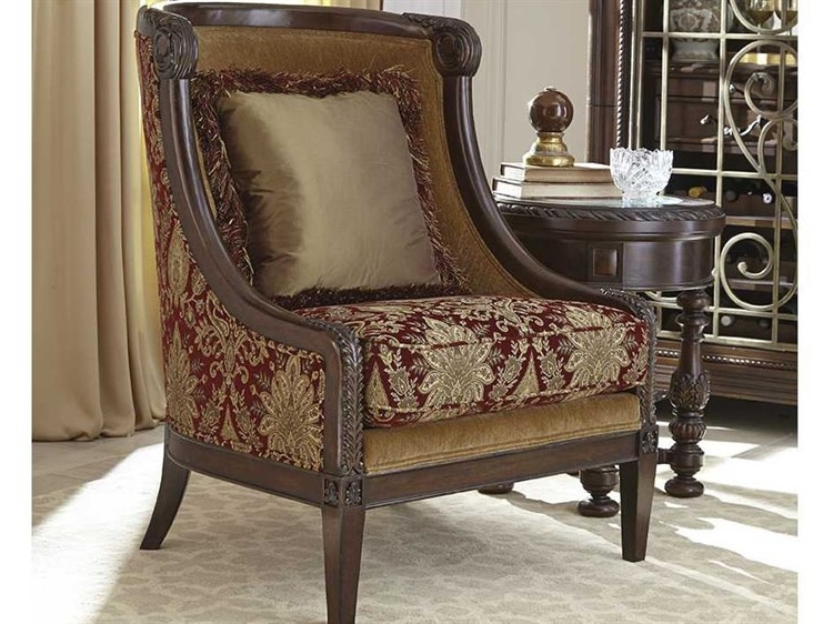 At5095345027Ab With Valencia Side Chairs With Upholstered Seat (Gallery 19 of 20)