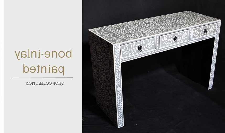Bale Rustic Grey Dining Tables With Favorite Indus Valley Designs (View 4 of 20)