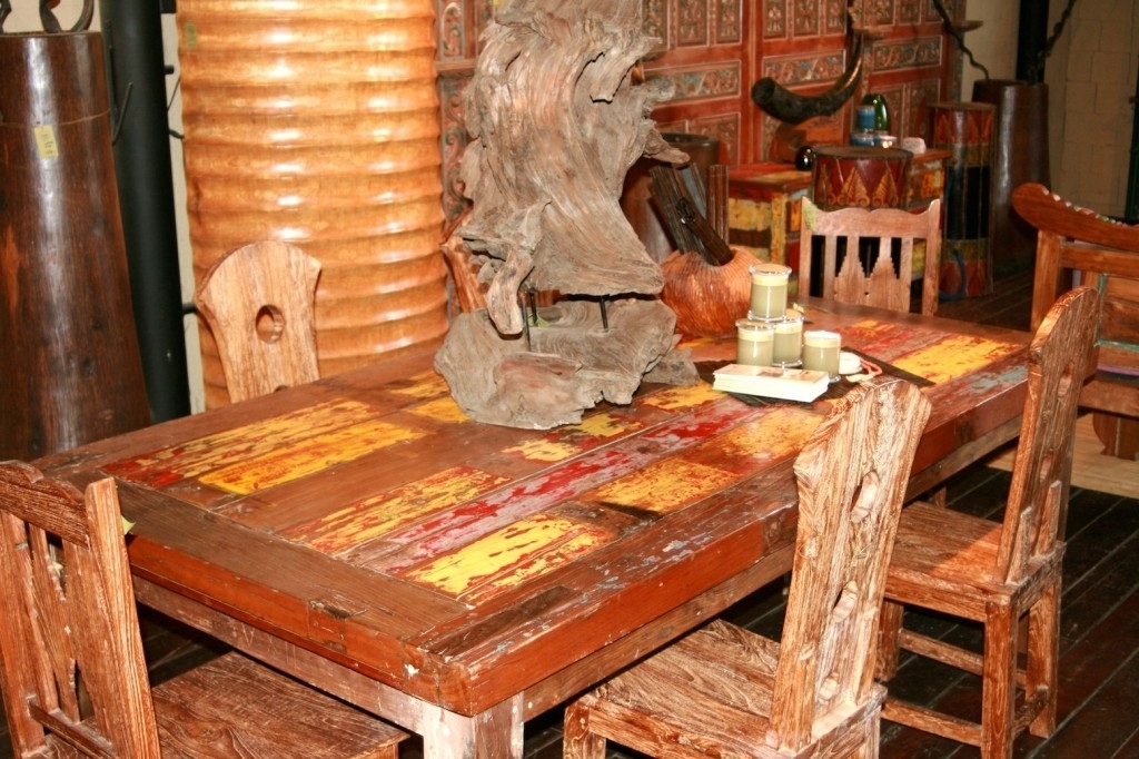 Balinese Dining Tables Throughout Most Recent Blog – Big Mango (View 5 of 20)