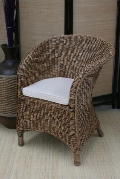 Banana Leaf Chairs With Cushion With Regard To Current Gorgeous Banana Leaf Chair With Cushion (View 8 of 20)
