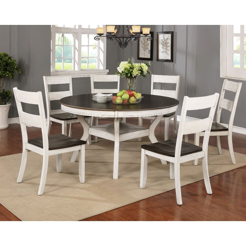 Bank Of Ideas Within Partridge 7 Piece Dining Sets (View 11 of 20)