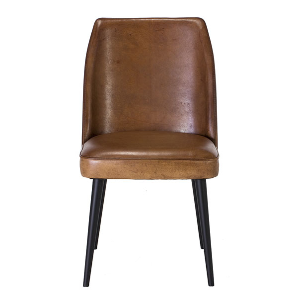 Barker & Stonehouse Pertaining To 2017 Leather Dining Chairs (View 11 of 20)