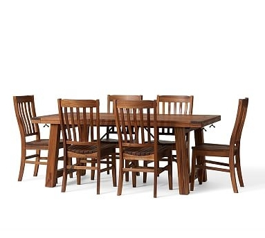 Barn House Dining Tables For Trendy Amazing 38 Inch Dining Table Pottery Barn 38 Inch Wide Dining Table (View 9 of 20)