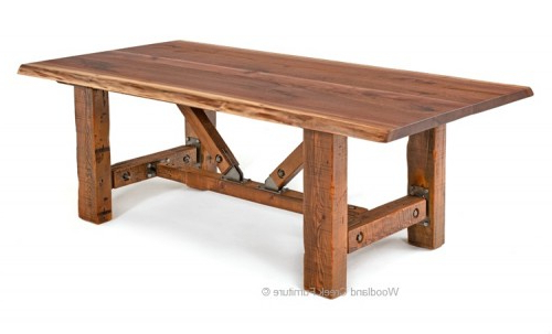 Barnwood Dining Tables Regarding Well Known Rustic Dining Tables (Gallery 16 of 20)