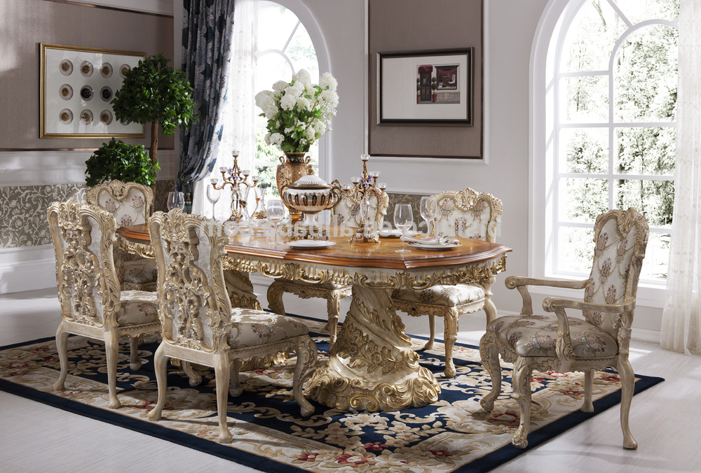 [%Baroque Antique Style Italian Dining Table,100% Solid Wood Italy For Famous Italian Dining Tables Italian Dining Tables In Popular Baroque Antique Style Italian Dining Table,100% Solid Wood Italy 2017 Italian Dining Tables Regarding Baroque Antique Style Italian Dining Table,100% Solid Wood Italy Well Known Baroque Antique Style Italian Dining Table,100% Solid Wood Italy Throughout Italian Dining Tables%] (View 4 of 20)
