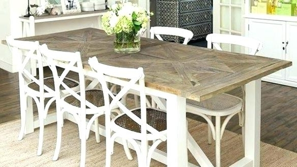 Beach Dining Table Astounding Beach Dining Table On Room Sets Tables In Recent Coastal Dining Tables (View 16 of 20)