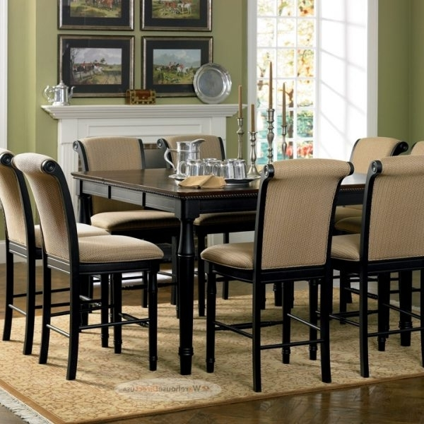 Featured Photo of 8 Chairs Dining Sets