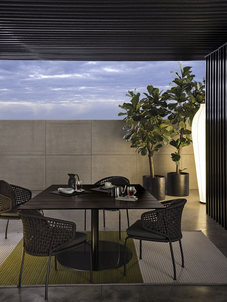 """Bellagio Dining """"outdoor"""" Within Best And Newest Bellagio Dining Tables (View 5 of 20)"""