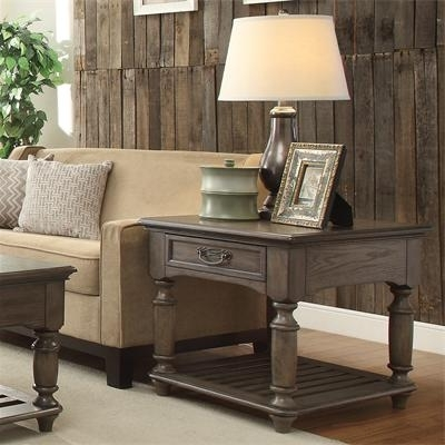 Belmeade Rectangular Side Table : Gamburgs Furniture Intended For Most Current Belmeade Side Chairs (View 5 of 20)