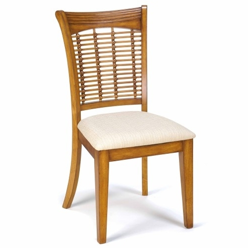 Belmeade Upholstered Hostess Chair (set Of 2) In Old World Oak With Most Recently Released Belmeade Side Chairs (View 19 of 20)