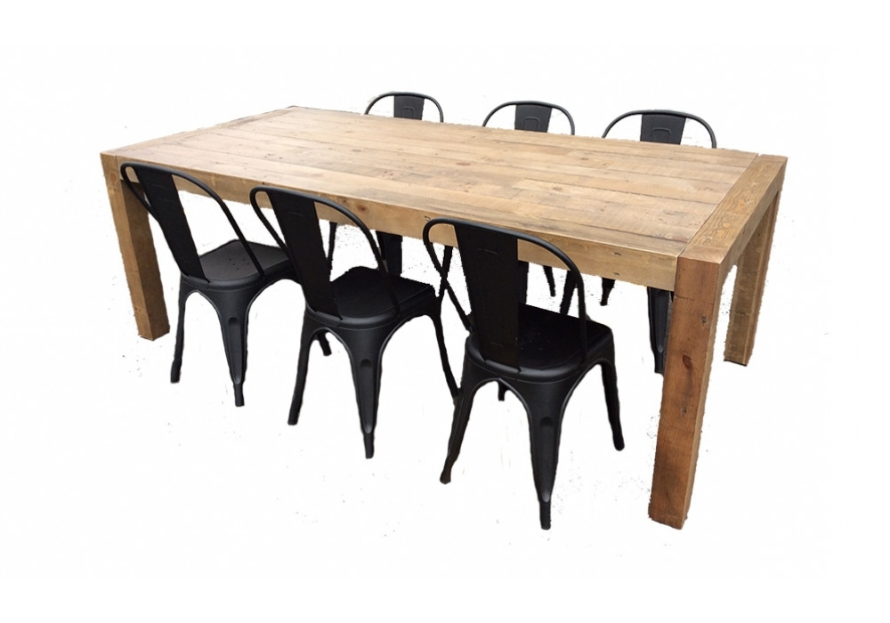 Benson Rectangle Dining Tables Regarding Most Current Benson 7pce Dining Suite With Reni Chairs (View 9 of 20)