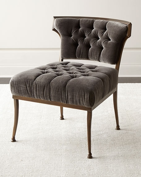 Bernhardt Omni Tufted Accent Chair Pertaining To Most Up To Date Omni Side Chairs (View 10 of 20)
