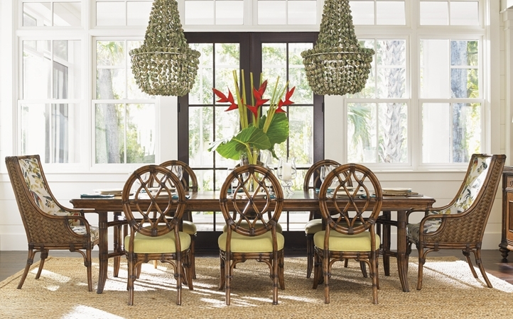 Best And Newest Balinese Dining Tables Throughout Bali Hai Furniture (View 7 of 20)
