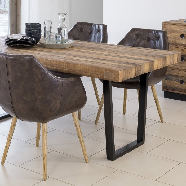 Best And Newest Benson Rectangle Dining Tables In Dining Chair (View 6 of 20)