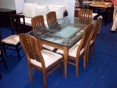 Best And Newest Boss 6 Seater Dining Table At Rs 22500 /set (View 16 of 20)