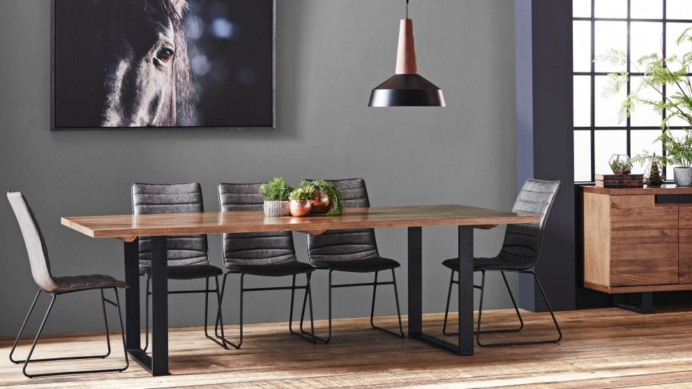 Best And Newest Buy Strand 9 Piece Rectangular Dining Suite (View 2 of 20)