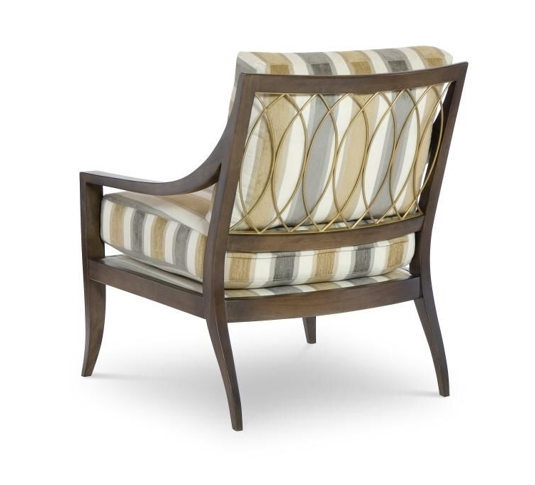 Best And Newest Candice Ii Upholstered Side Chairs In Candice Olson Highland House Ca6087 Bijou Accent Chair (View 2 of 20)