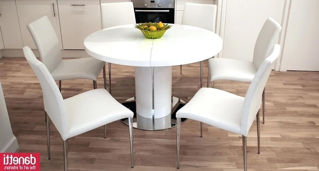 Featured Photo of Cheap Round Dining Tables