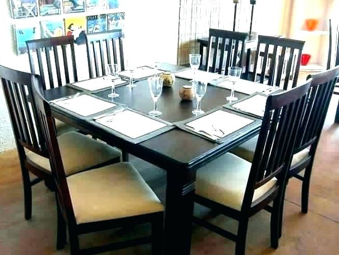 Best And Newest Dining Tables And 8 Chairs For Sale Regarding Dining Table And 8 Chairs 8 Seat Dining Room Set Dining Table With  (View 1 of 20)