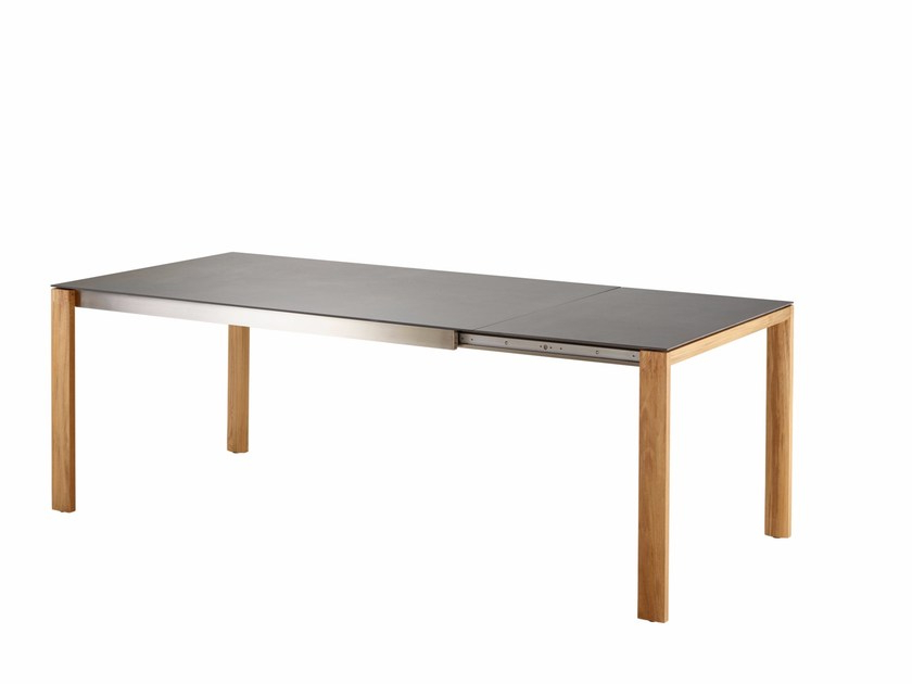 Best And Newest Extending Rectangular Dining Tables Pertaining To Safari (View 2 of 20)
