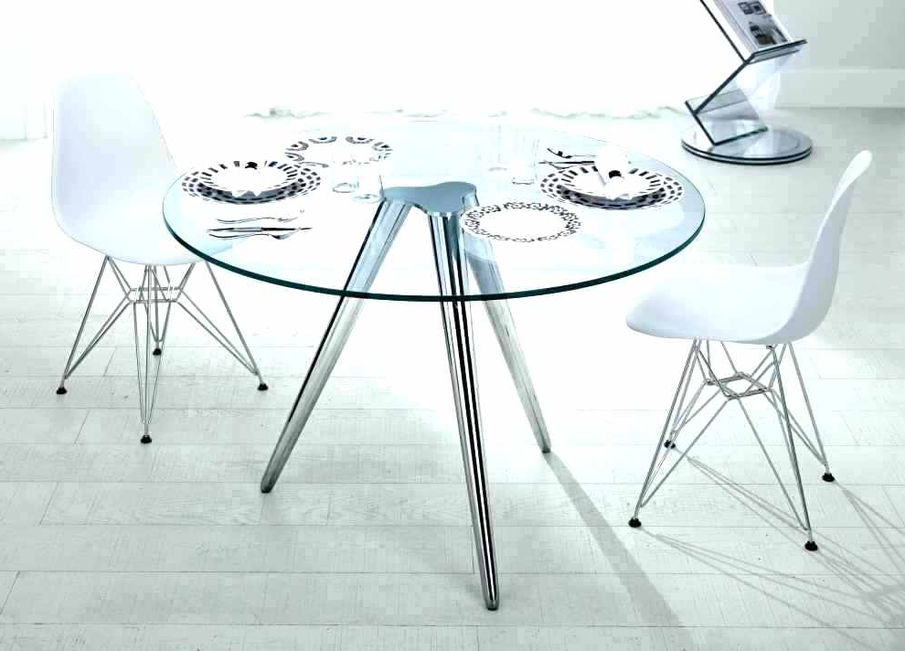 Best And Newest Glass Round Extending Dining Tables Regarding Glass Round Dining Table Ikea – Desktop Computer Desk Vidaativa (View 2 of 20)