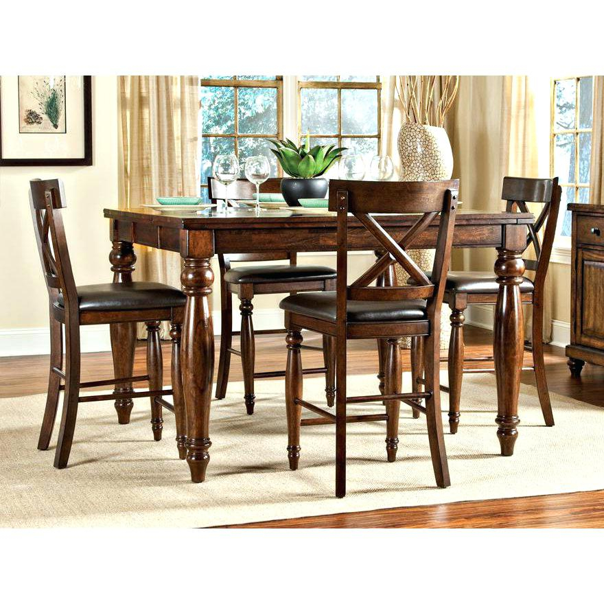Best And Newest Hyland 5 Piece Counter Sets With Stools In Counter Height Dining Room Table Mango 5 Piece Counter Height Dining (View 4 of 20)