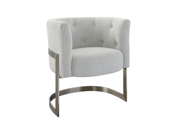 Best And Newest Laurent Upholstered Side Chairs In Laurent Dining Chair (View 2 of 20)