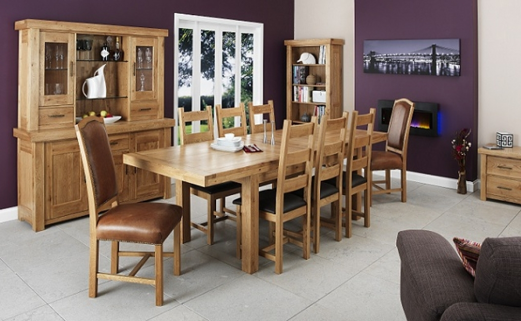 Best And Newest Light Oak Dining Tables And Chairs For Dining Room Furniture Oak How To Care For A Solid Oak Dining Table (View 3 of 20)