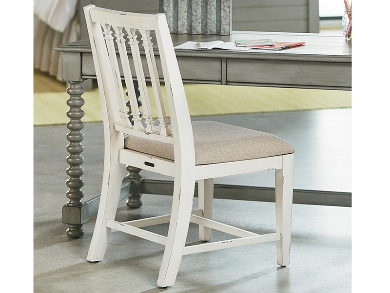 Best And Newest Magnolia Home Emery Ivory Burlap Side Chairs With Regard To Magnolia Home (View 4 of 20)