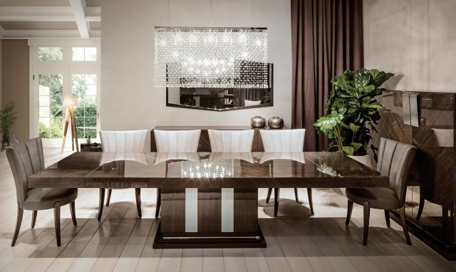 Best And Newest Marbella Dining Tables Within Marbella Dining Collection – Fishpools (View 4 of 20)