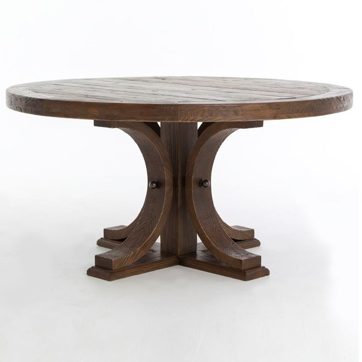 Best And Newest Natural Wood & Recycled Elm 87 Inch Dining Tables Within 7 Best Jack's Dining Room Images On Pinterest (View 1 of 20)
