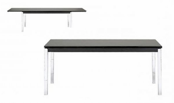 Best And Newest Pisa Dining Tables Throughout Pisa Extension Table (View 2 of 20)